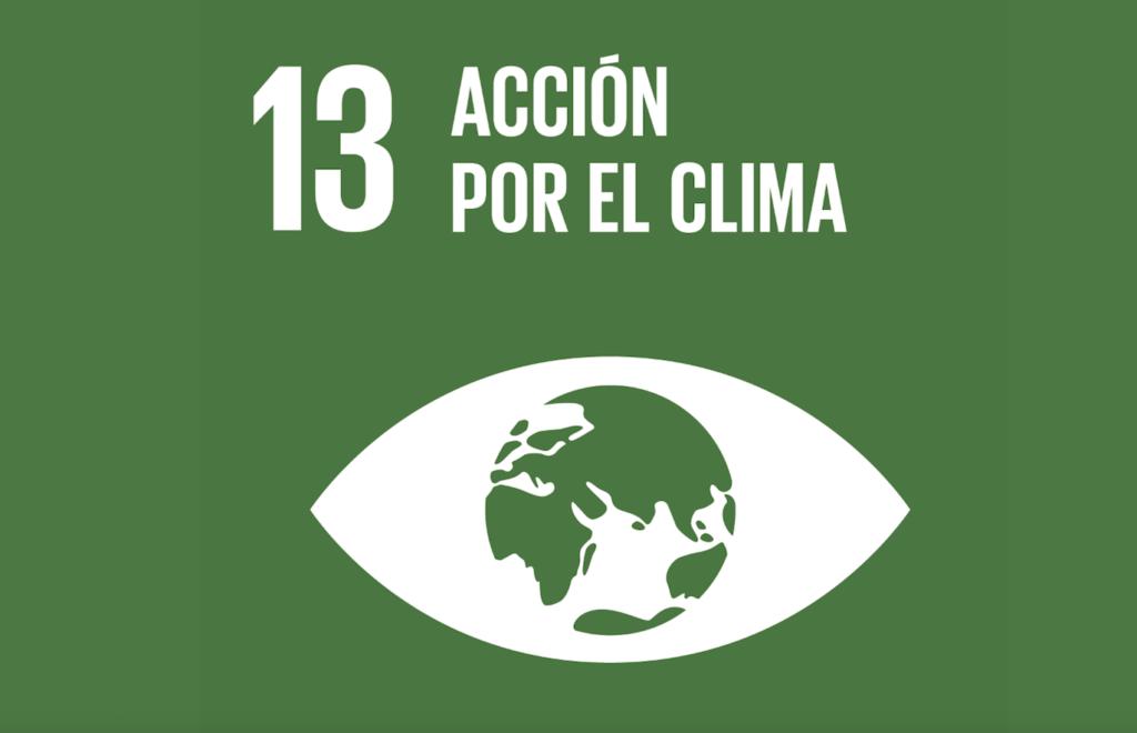 Objetivo 13 ODS Agenda 2030 | Acción por el Clima