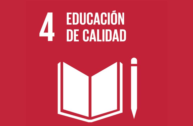 Objetivo 4 ODS Agenda 2030 | Educación de Calidad